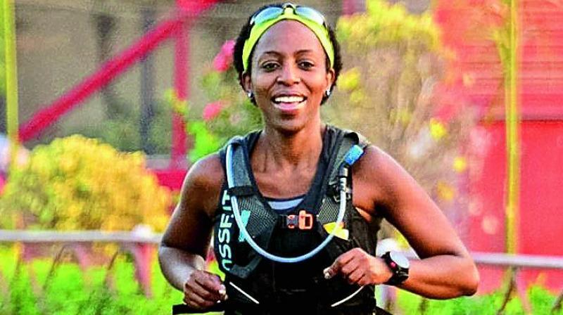 setting new goals: Ijeoma Anusionwu