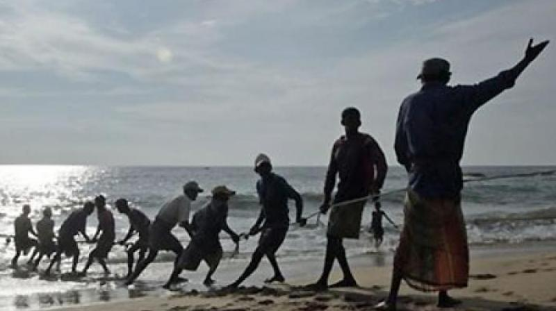 The fishermen from the island town had resumed fishing operations only on August 3 following a week-long protest after Sri Lanka set 77 of their colleagues free. (Photo: Representational Image)