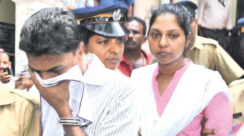 Death For Techie Lifer For Lover In Attingal Twin Murder