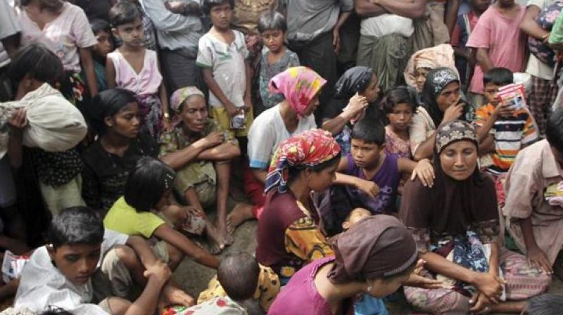 Myanmar has denied discriminating against 1.1 million Rohingya Muslims in the country, most of whom remain stateless and live in apartheid-like conditions. (Photo: AP)