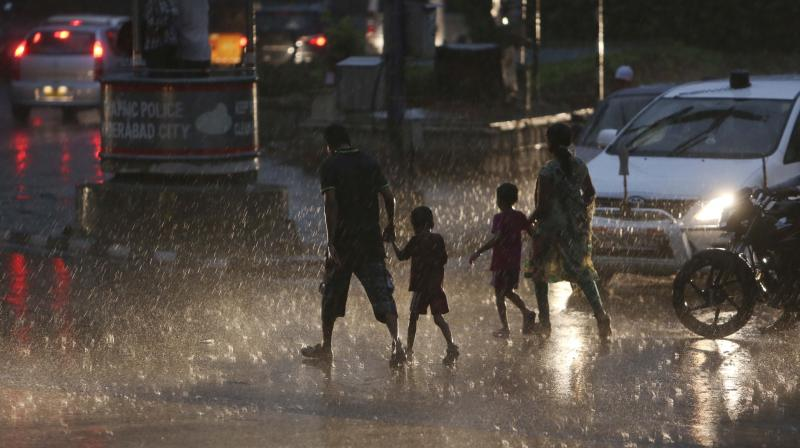 The First Rain Is Predicted For Nellore Only On June 10 For About One