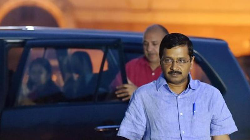 Delhi CM Arvind Kejriwal said Punjab's situation is quite bad as the politicians are freely distributing drugs in the state. (Photo: PTI)
