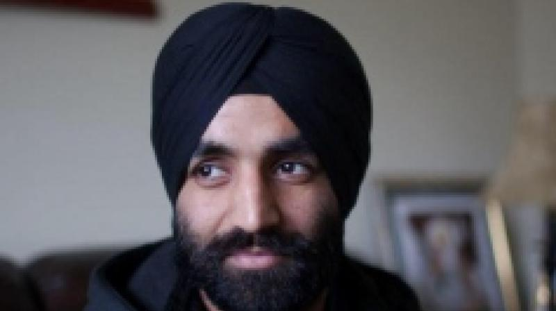 Captain Simratpal Singh received the religious accommodation in a memorandum from Assistant Army Secretary Debra Wada dated March 30. (Photo: Facebook)