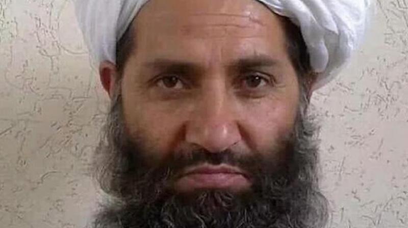 New Taliban leader Maulawi Haibatullah Akhundzada. (Photo: AFP)
