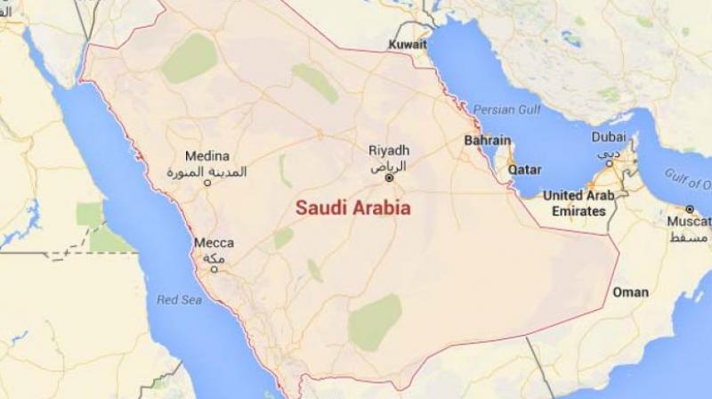 saudi arabia photo google maps