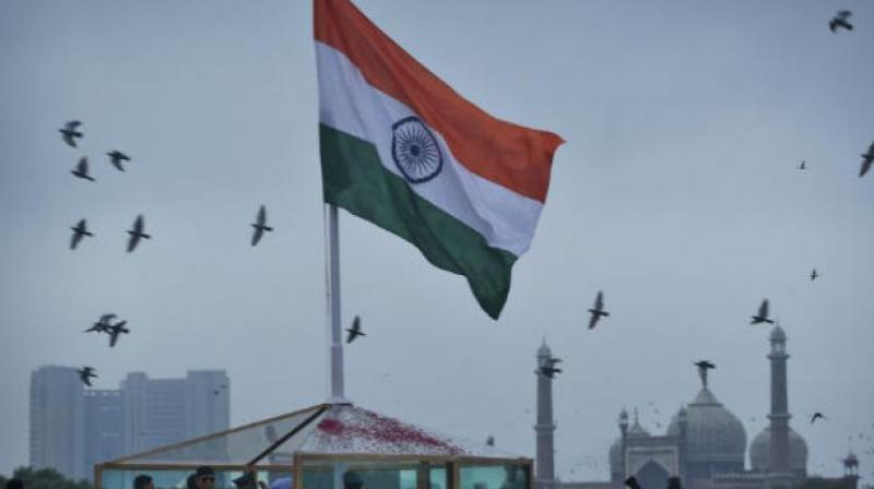 Centre has no name for Indian National Flag designer