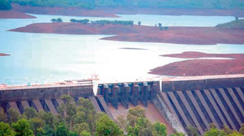 A file photo of Koyna dam in Maharashtra