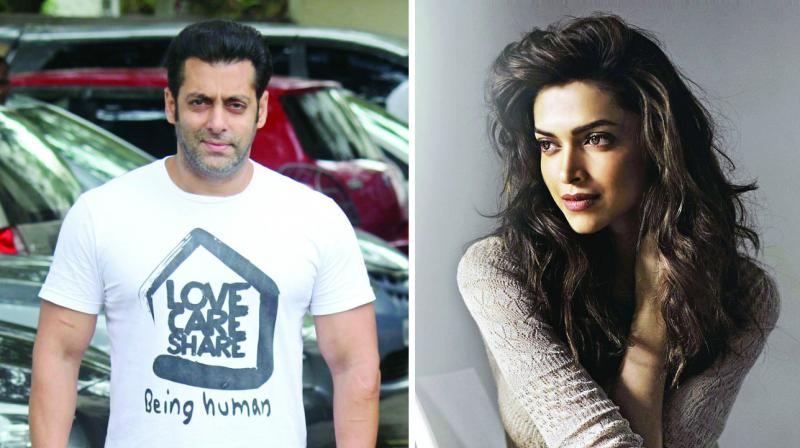 There have been several instances in the past where makers have tried to bring Salman and Deepika together on screen, but nothing has materialised till now.