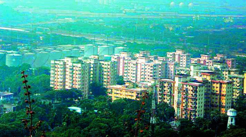The town's GDP, taking mandal-wise industrial output into consideration, stood at Rs 8,06,229 lakhs, which is the highest among others in the state.