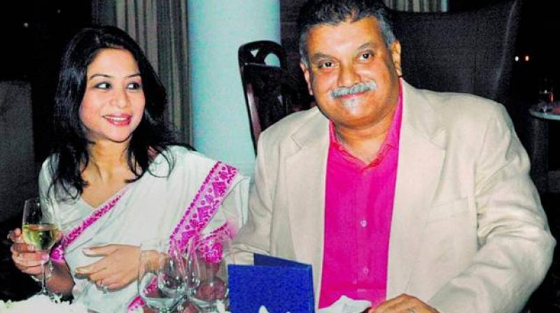 Indrani Mukerjea and media baron Peter Mukerjea (Photo: PTI)