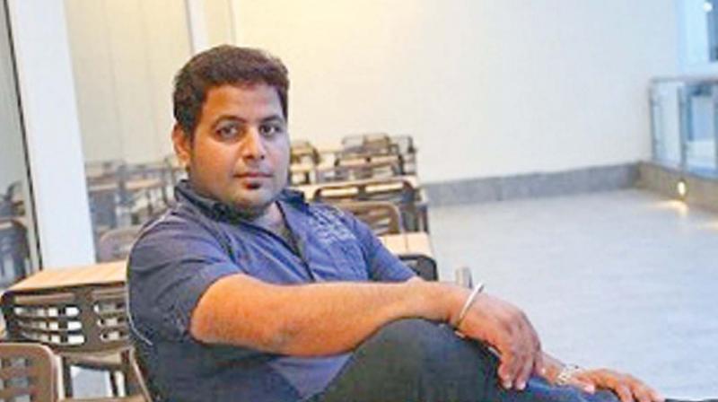 TV serial actor Sai Prashanth