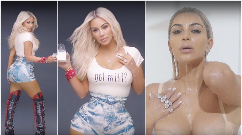 Kim kardashian milf