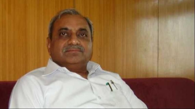 Gujarat Deputy Chief Minister Nitin Patel. (Photo: PTI)