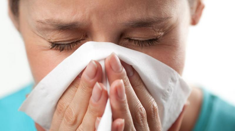 Today, more than 30% of the population suffers from one or the other allergic ailment
