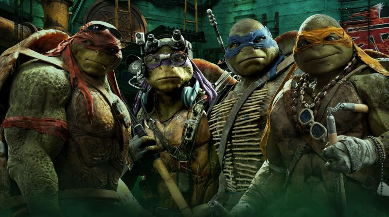 Watch Teenage Mutant Ninja Turtles 2 Clips Will Get You Excited For Its June Release