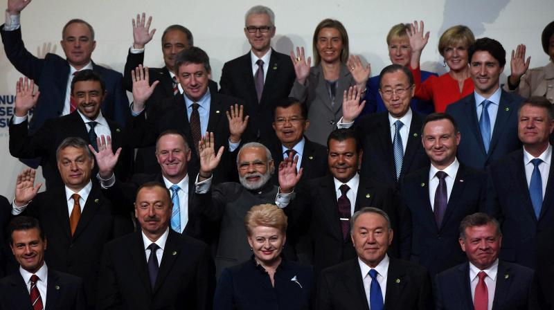 Image result for pics of modi with world leaders