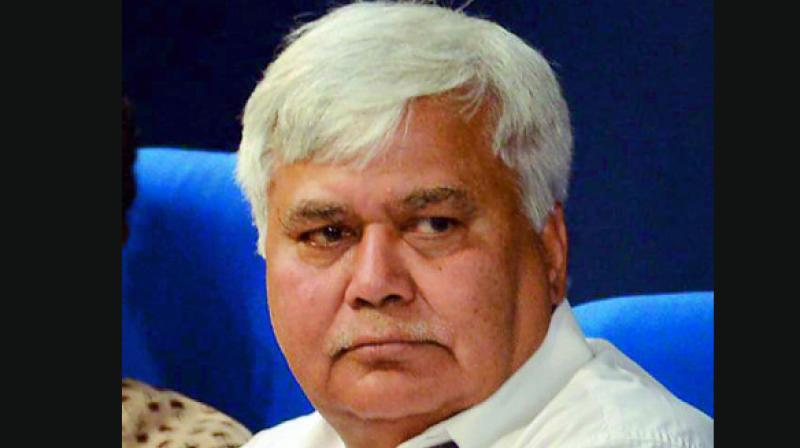 R S Sharma, TRAI chief and former UIDAI director general, has been an ardent supporter of the Aadhaar programme vouching for the safety of the system. (Photo: File)