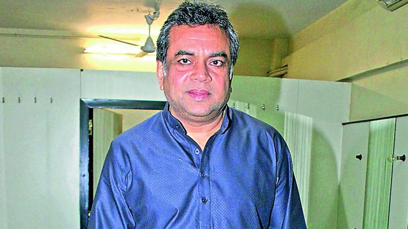 Actor-Politician - Paresh Rawal
