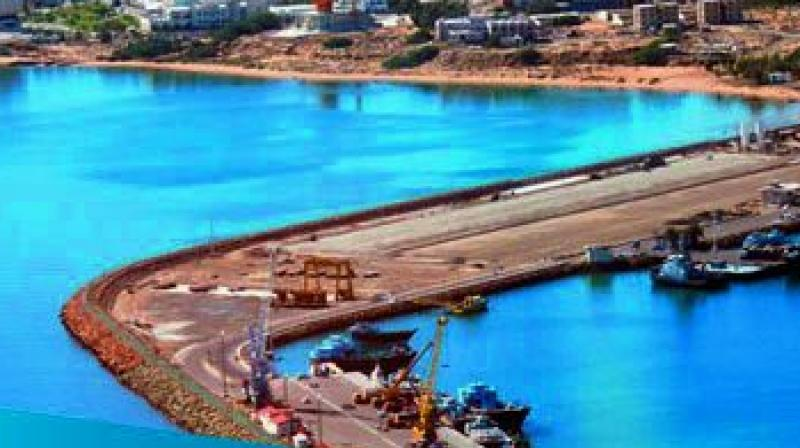 The Chabahar port is being considered a gateway to golden opportunities for trade by India, Iran and Afghanistan with central Asian countries in the wake of Pakistan denying transit access to New Delhi. (Photo: File)
