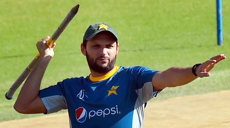 NZ Vs PAK: Afridi Gets Knows How To Tackle Challenges