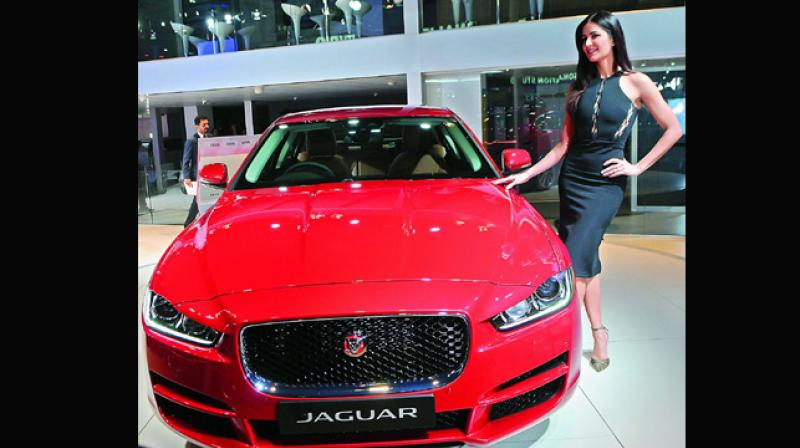 Luxury cars now become 'affordable'
