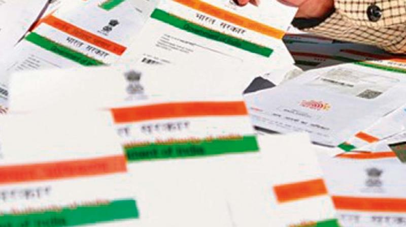 The UIDAI has also sought technical details on how access was gained for the National Social Assistance Programme (NSAP) site -- one of the four portals where the alleged leak happened. (Photo: File/Representational)