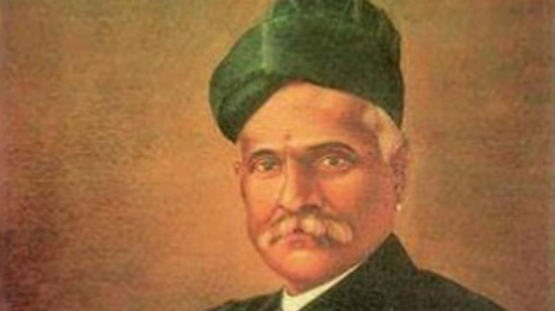 Raja Ravi Varma, who was born in 1848, was one of India's most celebrated artists. (Photo: Instagram)