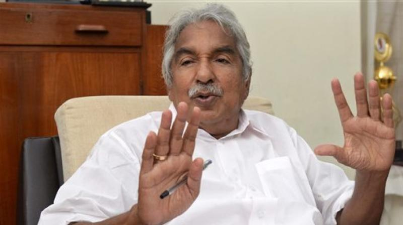 Kerala Chief Minister Oommen Chandy. (Photo: PTI)