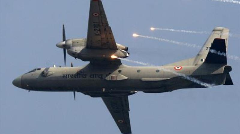 On June 3, an AN-32 transport aircraft with 13 IAF personnel onboard went missing after taking off from Jorhat Air Force Station. (Photo: AP)