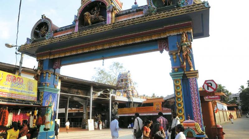 Attukal Amma temple
