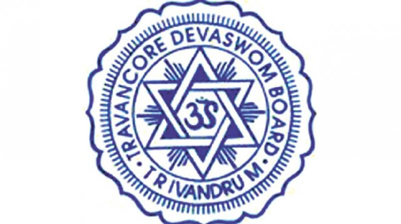 Travancore Devaswom Board logo