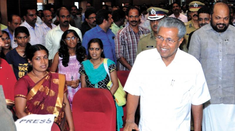 Kerala Chief Minister Pinarayi Vijayan. (Photo: DC)