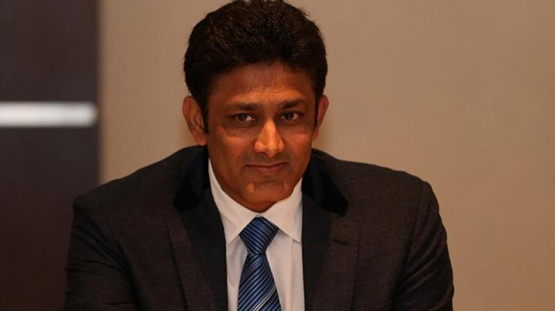 Newly-appointed Indian cricket team coach Anil Kumble has dismissed reports of conflict of interest between his new job and his involvement in a sports firm as well as heading the ICC Cricket Committee. (Photo: BCCI)