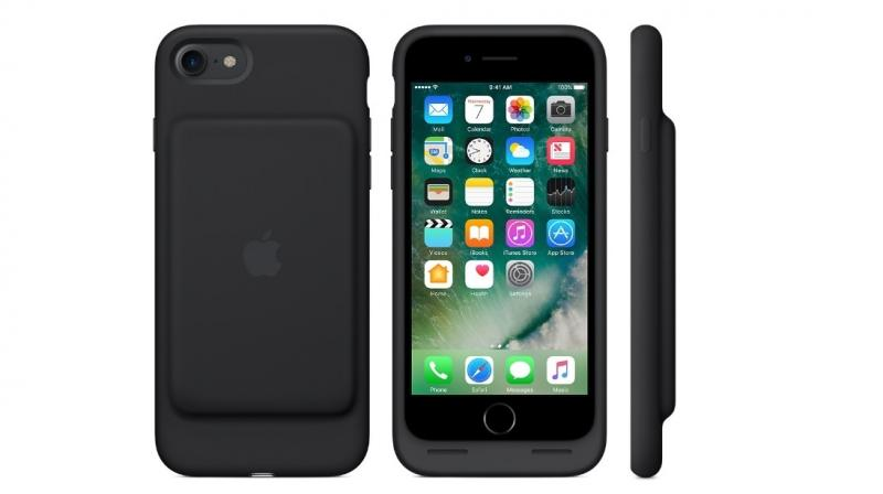 save off 71932 4c006 Apple iPhone 7 battery case to offer 26% more charge than iPhone 6s case