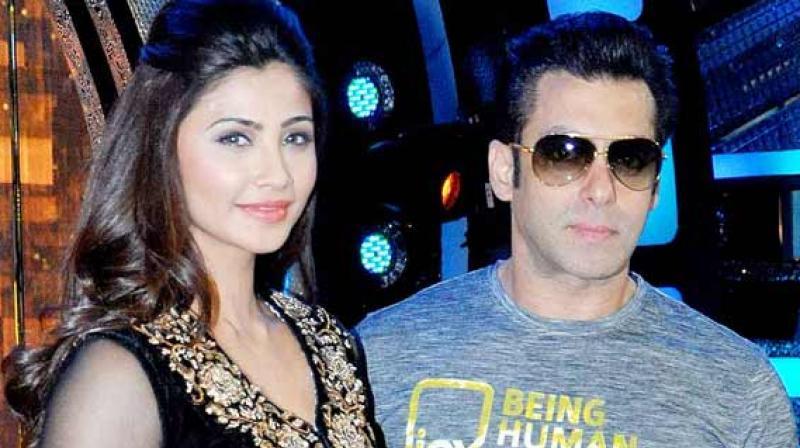 Daisy Shah made her Bollywood debut opposite Salman Khan in 'Jai Ho'.