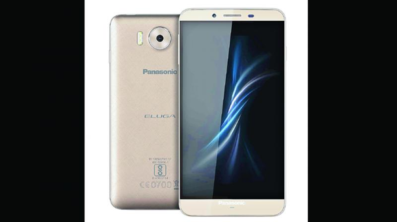 The Eluga Note comes with the latest Android 6.0 with Panasonic's FitHome 2.0 UI on top.