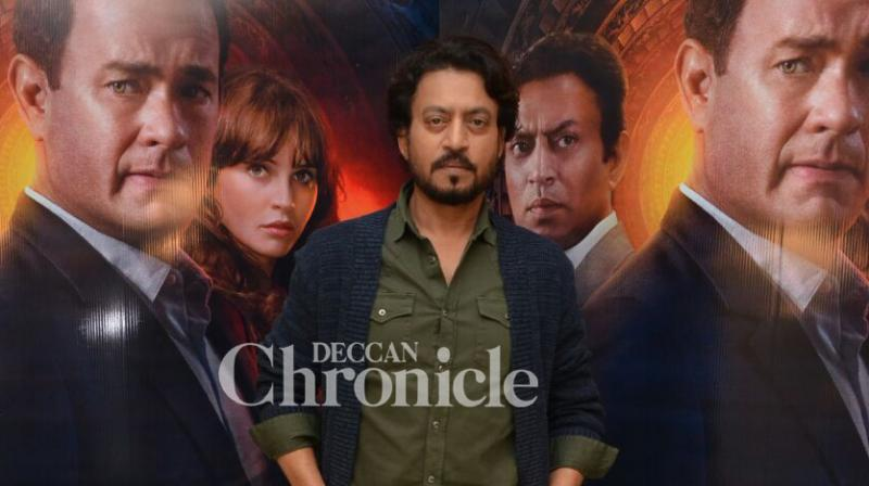 Snapped: Why is Irrfan Khan promotiong 'Inferno' bare-foot?