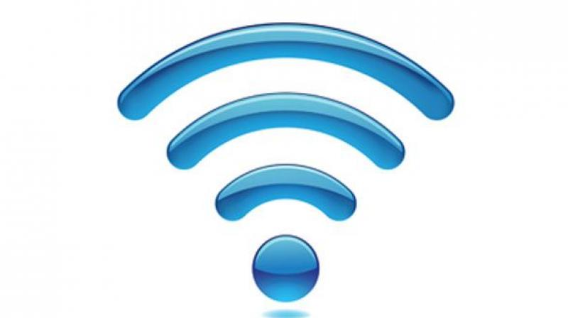 The Central government has chosen JNTUK of one among the three universities in the country to provide WiFi connectivity. (Representational image)