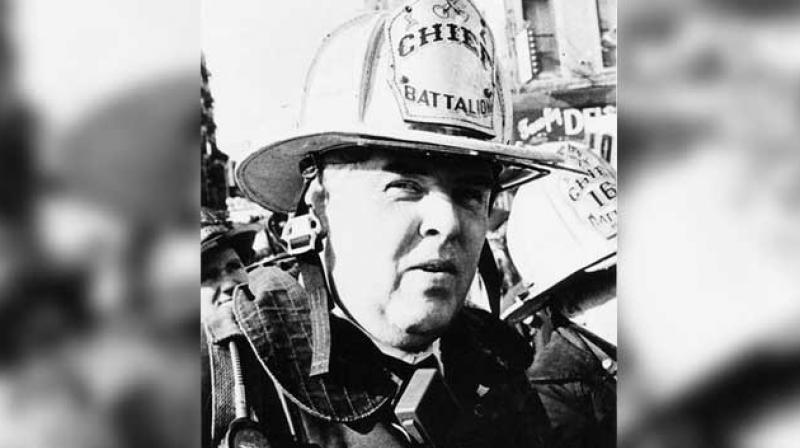 Lawrence Stack's service in the Fire Department of New York was part of a family tradition. (Photo: Twitter)