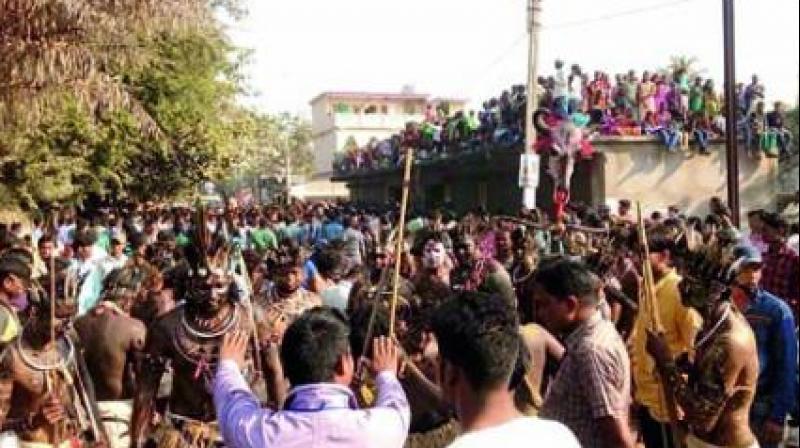 Annual Chhattar Yatra