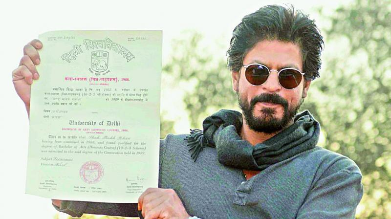 Image result for shahrukh khan degree hd images