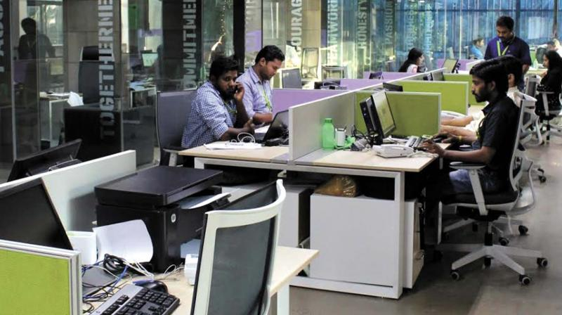IT offices abuzz again as Covid lays low in Andhra Pradesh
