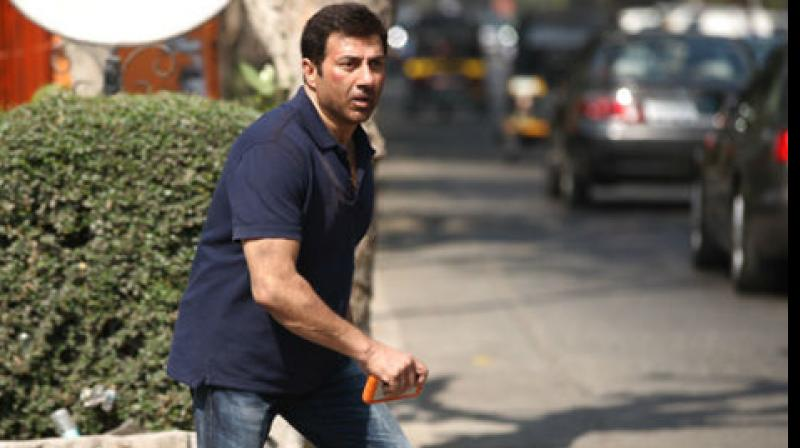 A still from Sunny Deol's latest release 'Ghayal Once Again'