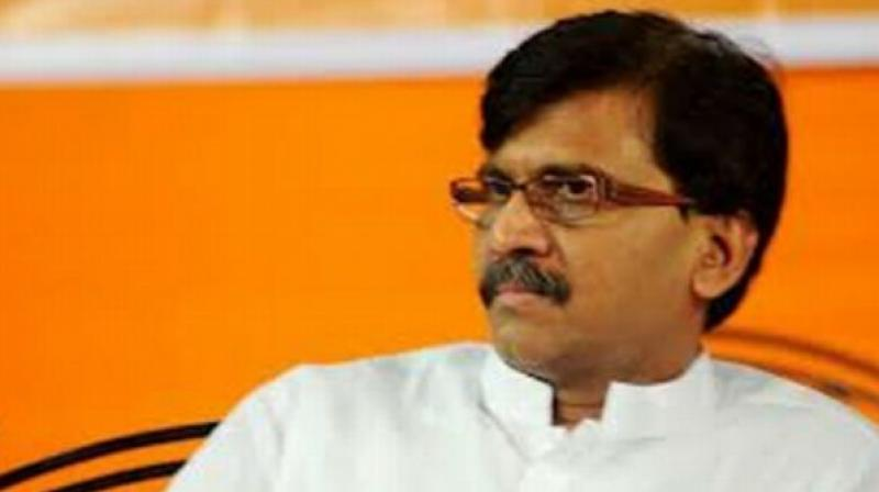 Addressing a mammoth gathering at the parties traditional Dussehra rally at Shivaji Park here, Raut stated that Chief Minister Devendra Fadnavis will be seen sitting next to party chief Uddhav Thackeray in the next Dussehra rally. (Photo: File)
