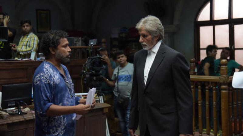 It is the third time after unreleased film 'Shoebite' and last year's hit 'Piku', thatShoojit Sircarteamed up with the actor.