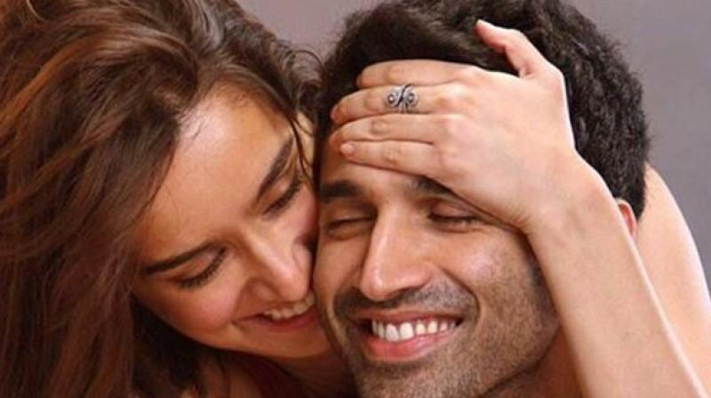 Fans are excited to witness Aditya and Shraddha rekindled love on the big screen.