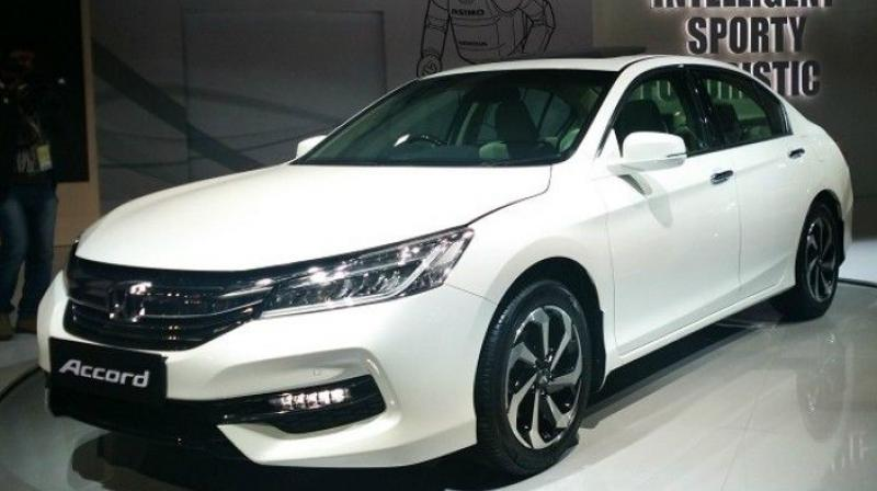 Honda Accord Launch Date Confirmed - Accord vehicle