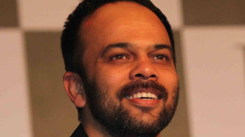 Rohit Shetty.
