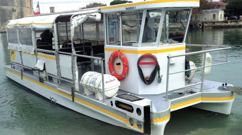 Union ministry agrees to fund solar boat project
