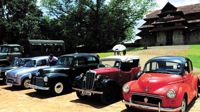 Vintage Car Owners Seek Special Status In Kerala